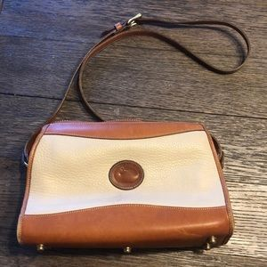 Vintage Dooney and Bourke Cross Body Bag.